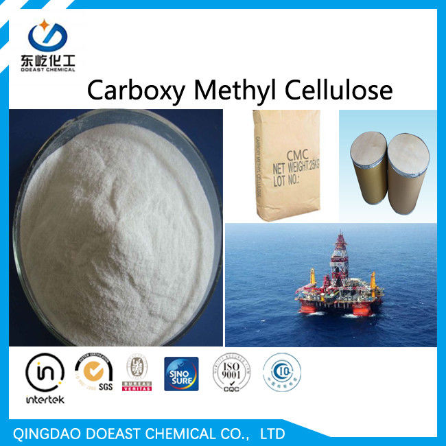 High Viscosity Sodium Carboxylmethyl Cellulose CMC HS 39123100 for Oil Dillling Grade